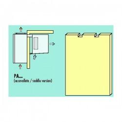 Groupe monobloc FT (à tampon) pour chambre froide positive a 0°C R134 a
