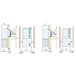 Groupe frigorifique monobloc SV pour chambre froide à +5°C à -5°C