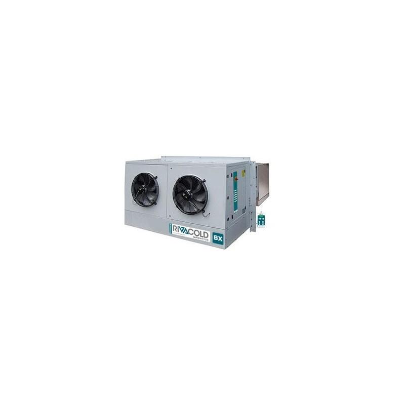 Groupe frigorifique monobloc BMX pour entrepôt frigorifique entre à +5°C à -5°C R449