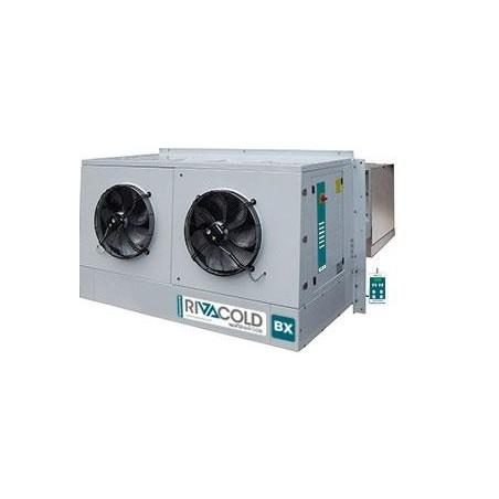 Groupe frigorifique monobloc BMX pour entrepôt frigorifique entre à -15°C à -25°C R449